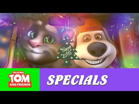 Talking Tom and Talking Ben's New Year's Rap