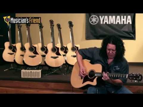 Yamaha A Series Acoustic-Electric Guitars