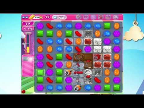 Candy Crush Saga level 763
