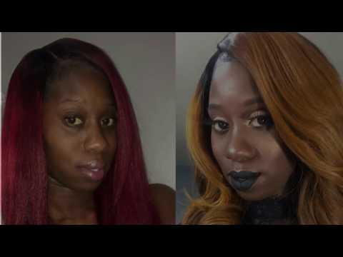 How to remove red hair dye without bleach!! QueenBritt87