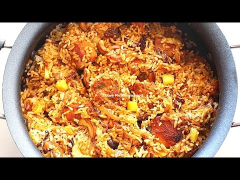Spicy Kerala Fish Biryani- Meen Biriyani Ramzan Special- chinnuz' I Love My Kerala Food