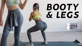 Get that Toned Legs & Round Booty Workout | Hourglass Program