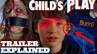 Download Child's Play (2019) Trailer Breakdown + Easter Eggs Video