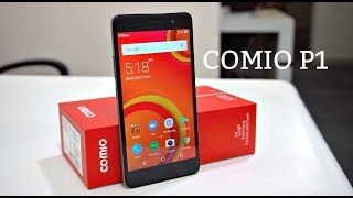 COMIO P1 Unboxing, Hands on, Camera Features
