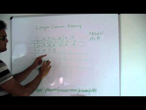 Longest Common Substring