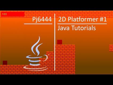 Java 2D Platformer Tutorial #1 - Creating the JFrame