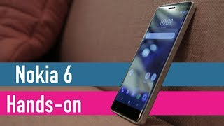 Nokia 6 2018 hands-on - MWC 2018