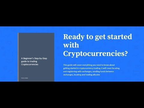 Learn Cryptocurrency trading for beginners