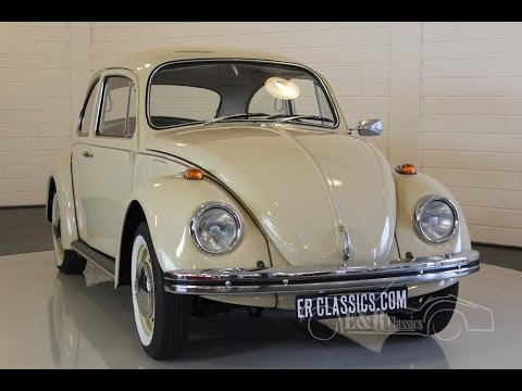 Volkswagen Beetle 1300 1971 new paint new interior very good condition -VIDEO- www.ERclassics.com