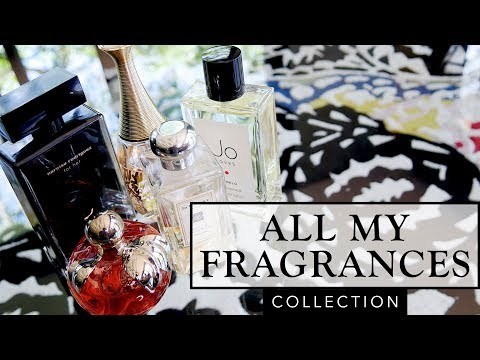 My Fragrance Collection   Sonal Maherali