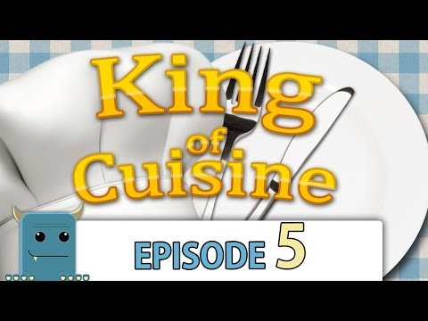 King of cuisine ep. 5: Oelek,Badjak,Brandal & Elephants.
