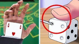 10 Darkest Casino Secrets You Never Heard About!