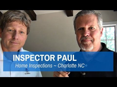 Inspector Paul King Speaks about Home Inspection in Charlotte NC
