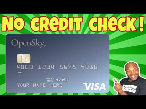 OpenSky Secured Card