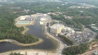 Aerial Flyover of Pandora - The World of AVATAR at Disney