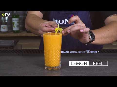 Carrot Mango Smoothie - How to