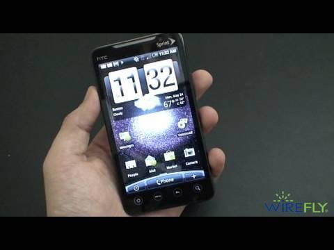 HTC EVO 4G Review (Sprint)