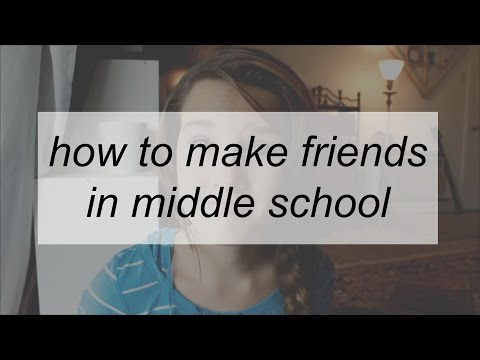 How to Become Popular in Middle School (Requested)