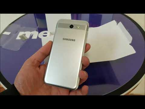 Samsung Galaxy J3 Prime New Silver color For metroPCS
