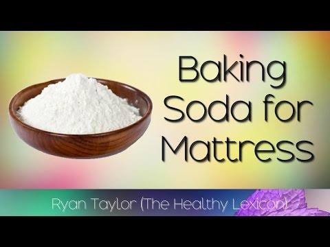 Baking Soda: on Mattress