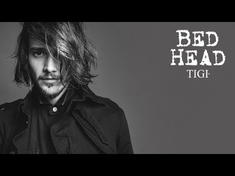 HOW TO Hold and lived-in feel // Bed Head for Men