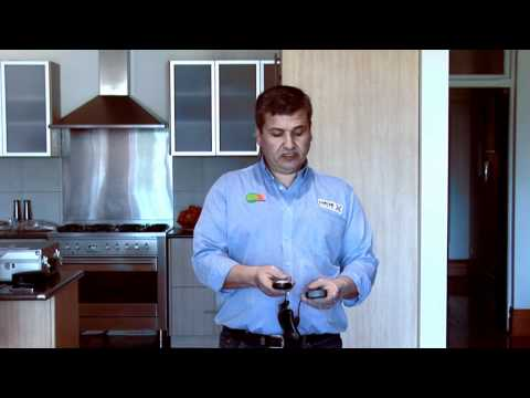 How to change a downlight from Halogen to LED