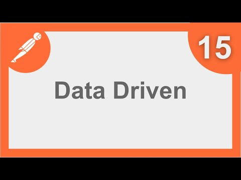 POSTMAN BEGINNER TUTORIAL 15 💡 Data Driven Testing | How to get data from CSV, JSON file