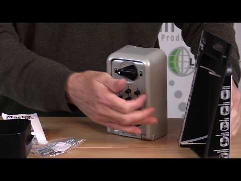 Master Lock 5426 Secured by Design Key Lock Box    LocksOnline Product Review