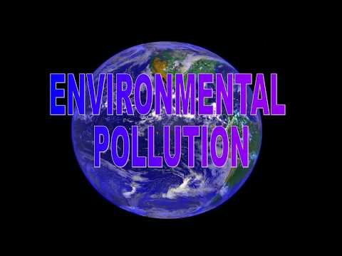 Environmental pollution - causes effects and prevention of environmental pollution - air pollution