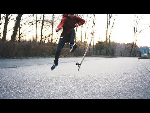 Skrrt Skrrt Longboard Freestyle x Dance