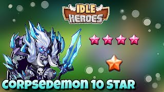 Idle Heroes - Hero Analysis: Eddga - 13 Star Review and Gearing