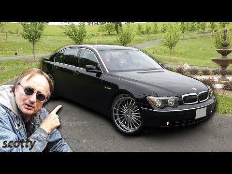Here's Why the 2006 BMW 760LI was Worth $120,000