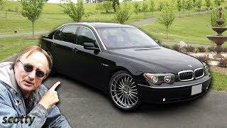 Inilah Mengapa BMW 760LI 2006 adalah senilai $ 120.000