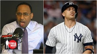 Stephen A. goes on epic Yankees