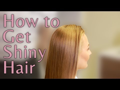 How to Get Shiny Hair with Apple Cider Vinegar Shampoo and Conditioner