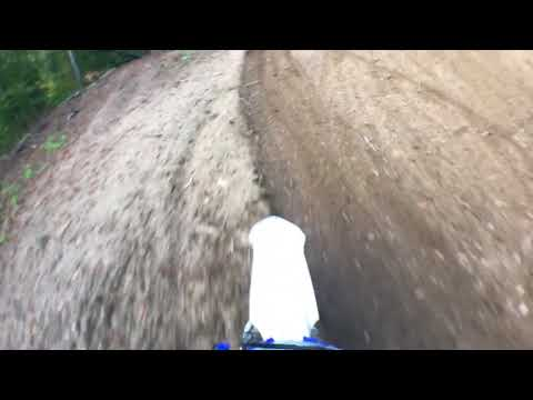 Lap @ Dusty's - Backyard private track huge jumps