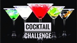 Bar cocktail challenge 2017 || liquid cafe semarang #cvlog1