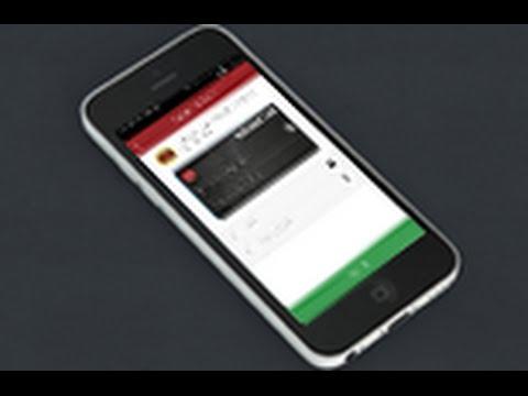 Registration on IndusMobile App with Credit Card