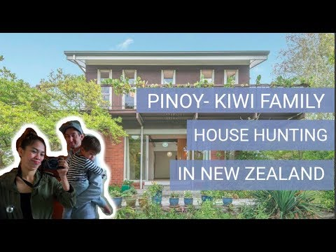 HOUSE SHOPPING IN NEW ZEALAND | FINN andJACKIE'S LIFE IN NZ