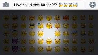 The Missing Emoji Song