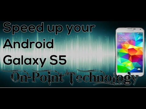 How to fix slow Galaxy S5