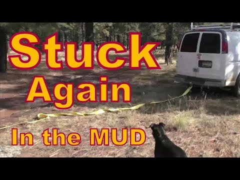 How to get Unstuck From the  Mud