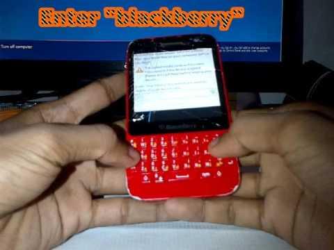 Reset Blackberry Q5