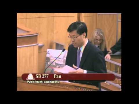 SB277 California Public Hearing - April 8, 2015 - Q&A with Senators - Part 6