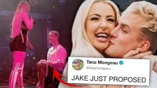 Download Jake Paul & Tana Mongeau are engaged and yes, it's real Video