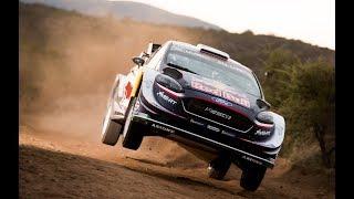 YPF Rally Argentina 2018 Sebastien Ogier/Julien Ingrassia