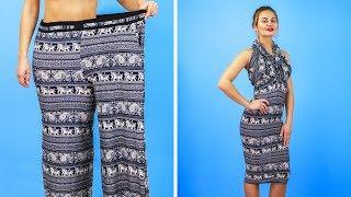 إليكي 8 حيل مذهلة للملابس خاصّة بالفتيات  || أفكار رائعة يمكنك فعلها بنفسكِ