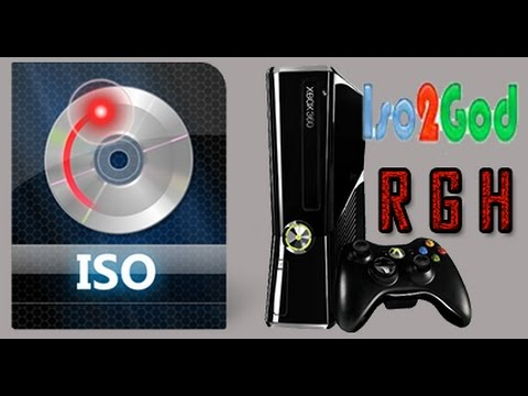How to Put ISO games on Your RGH/JTAG