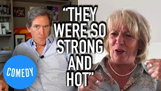 Alison Steadman Loved Hugging Ripped Rugby Players | BRYDON & | Universal Comedy