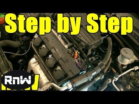 Honda Civic 1.7L SOHC Timing Belt, Tensioner, Water Pump Replacement Part 1